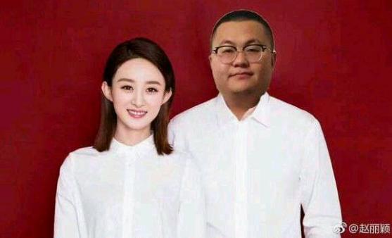 司马脸孙笑川与赵丽颖P图